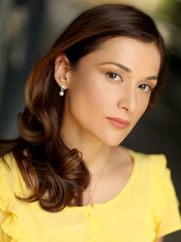 Portrait by Faye Thomas
